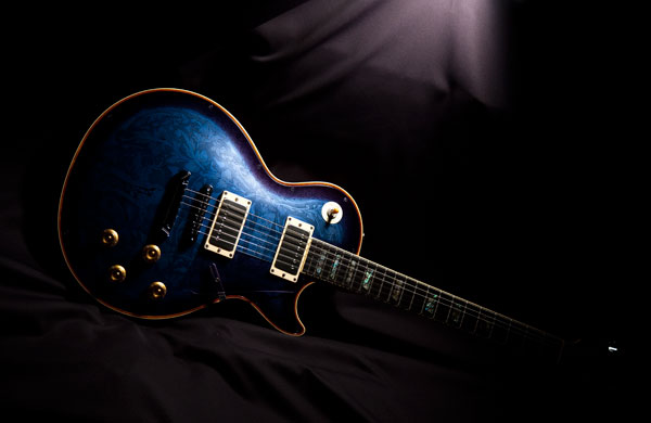 LES PAUL IN TRANCE
